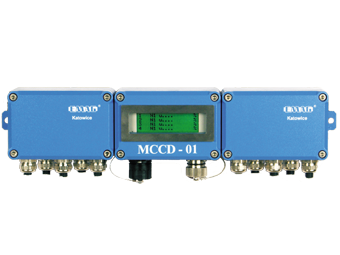 Подземная станция MCCD