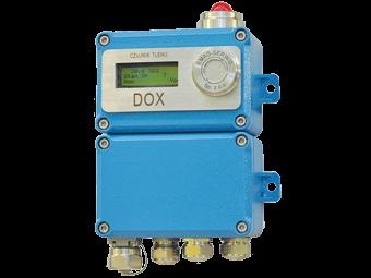 Датчик кислорода с цифровой передачей данных DOX
