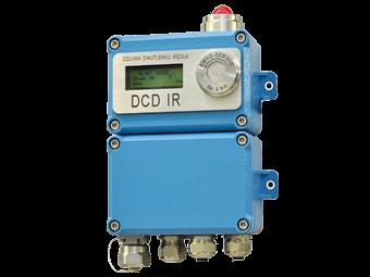 Датчик углекислого газа с цифровой передачей данных DCD IR
