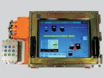 Взрывозащищенный подземный компьютер MDJ7001