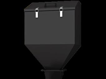 Система управления разгрузкой/погрузкой скипа MDJ-210