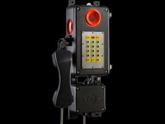 Программируемый сигнализатор - телефонный аппарат типа PST-N